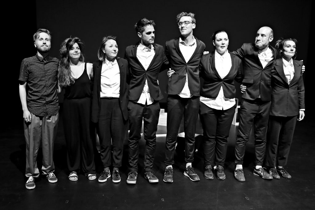 toneelvereniging Utrecht LEF