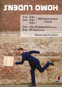 LEF Utrechts speelt HOMO LUDENS (2017)